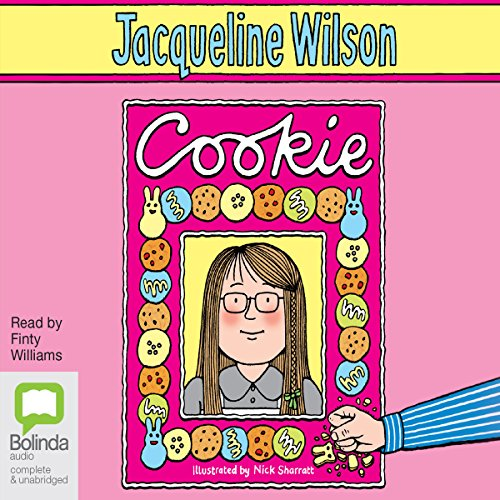 Cookie audiobook cover art