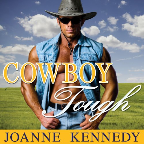 Cowboy Tough audiobook cover art
