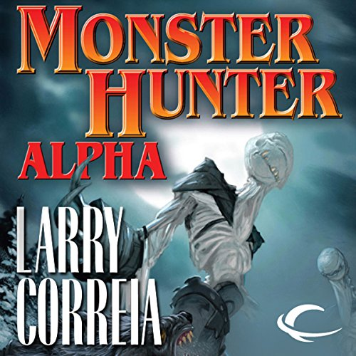 Monster Hunter Alpha cover art