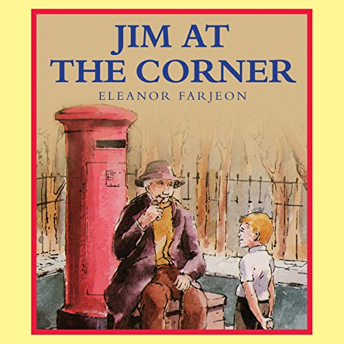 Jim at the Corner audiobook cover art