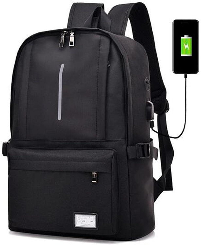 WYF Laptop-Rucksack, Business-Reise-Rucksack Mit USB-Ladeanschluss Wasserdichte Anti-Diebstahl-Rucksack B07DFZ4SPK  Moderner Moderner Moderner Modus 7fc89f