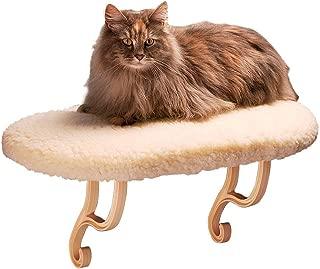 K&H Pet Products Kitty Sill Cat Window Hammock Perch (Heated or Unheated)