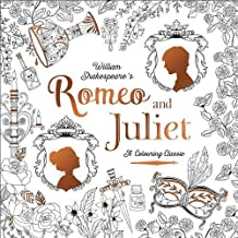 romeo and juliet a coloring classic