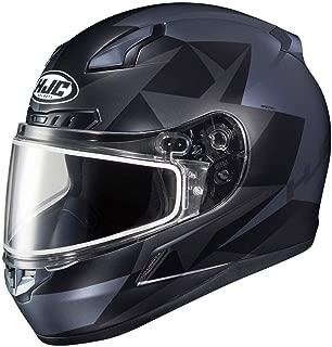 HJC CL-17 Ragua Men's Snowmobile Helmet With electric Shield - MC-5SF / Medium