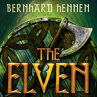 The Elven audiobook cover art