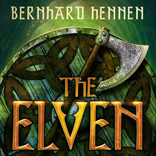 The Elven cover art