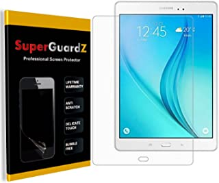 [3-Pack] For Samsung Galaxy Tab S3 9.7 / Tab S2 9.7 - SuperGuardZ Screen Protector [Lifetime Replacement], Ultra Clear, Anti-Scratch, Anti-Bubble