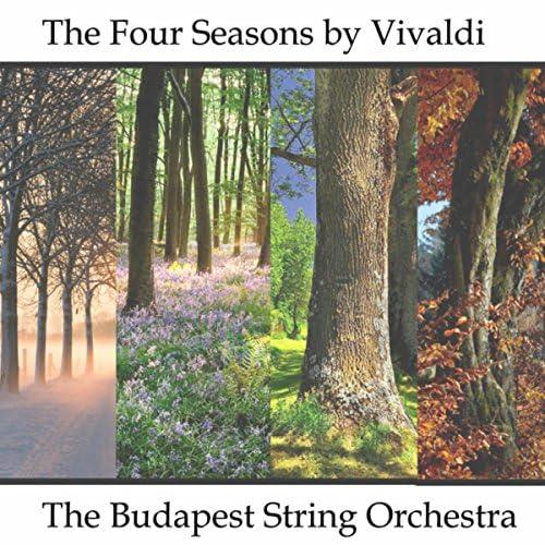 Béla Bánfalvi feat. Budapest String Orchestra