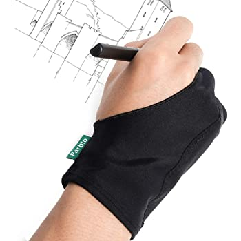 Free Size Artist Drawing Glove for Graphic Tablet Right// Left Hand DIUK PR