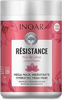 Máscara Inoar Resistance Flor de Lótus 1Kg