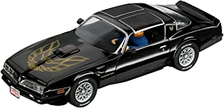 Carrera USA 20030865 Pontiac Firebird Trans Am Digital 1:32 Scale 132 Slot Car Racing Vehicle, Black