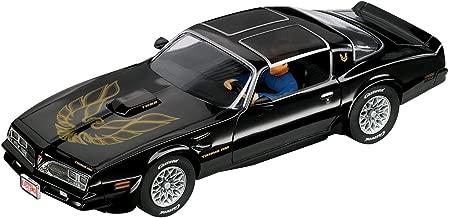Carrera USA 20030865 Pontiac Firebird Trans Am Digital 1:32 Scale 132 Slot Car Racing Vehicle, Black