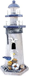 Seabird Wooden Lighthouse 10