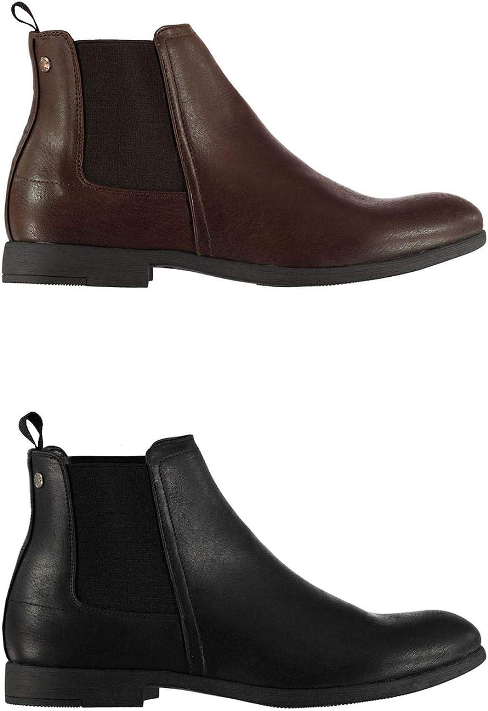 Jack & Jones Abbott Chelsea Boots Mens Ankle Cut shoes Footwear