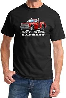 1978 Dodge Lil Red Express Pickup Truck Full Color Design Tshirt
