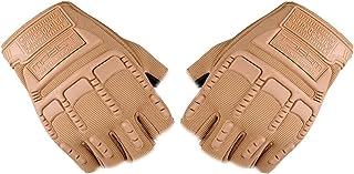 Unisex Wrist Half Fingers Winter Sport Gloves - 2724539226066