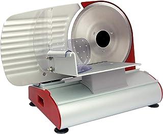 Rgv 110901 Mary 220 - Affettatrice, Struttura in alluminio, Potenza Motore 200 Watt, Lama 220 mm, Spessore di taglio fino ...