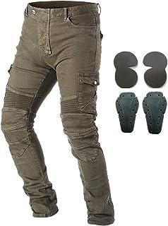 sempre popolare prezzo incredibile miglior prezzo Amazon.it: pantaloni moto protezioni: Abbigliamento