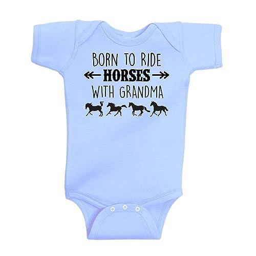 0526e53e8f3a Horse Baby Clothes  Amazon.com