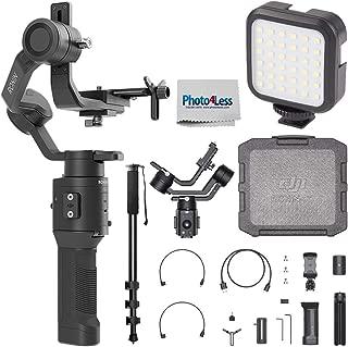 DJI Ronin-SC 3-Axis Gimbal Stabilizer for Mirrorless Cameras + 72