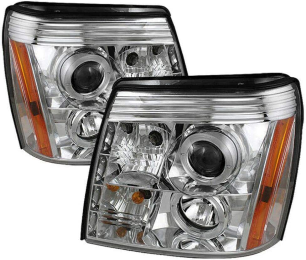 Max 57% OFF New popularity NEW Headlights Headlamps Assembly Compatible with 02-06 Escalade