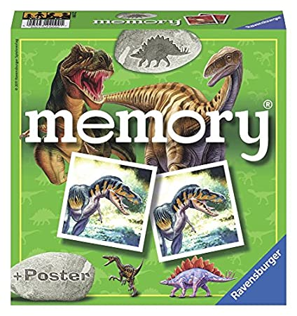 RavensburgerMemory Dinosaurier