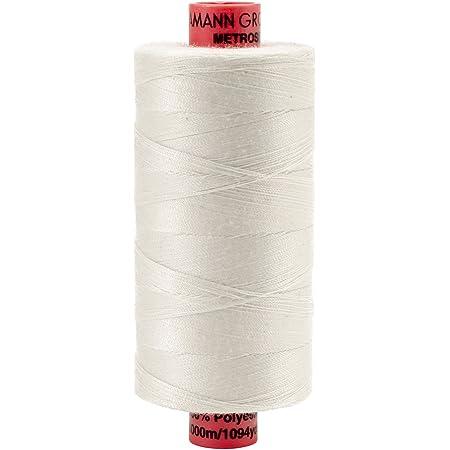 Mettler Metrosene 100% Core Spun Polyester Thread, 1, 097 yd, Muslin