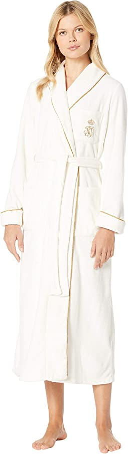 Long Shawl Collar Dalton Robe