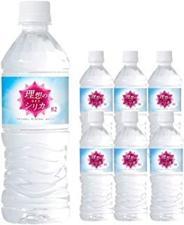 シリカ水 500ml 48本 高濃度シリカ水 理想のシリカ ミネラルウォーター ケイ素水 天然水 シリカウォーター 美ウォーター 水 鳥取県産 国産