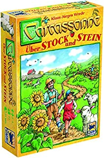 Hans im Glück Schmidt Spiele 48249 - Carcassonne, Über Stock und Stein, Strategiespiel (B0133QJZG2) | Amazon price tracker / tracking, Amazon price history charts, Amazon price watches, Amazon price drop alerts