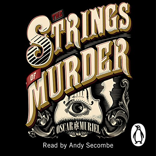 The Strings of Murder audiobook cover art