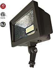 Kadision LED Flood Light with 180° Adjustable Knuckle, 50W Security Lights IP65 Waterproof Outdoor Lighting, 250W Equivalent 5000K 5500lm 100-277Vac, ETL DLC Listed 10-Year Warranty (No Photocell)