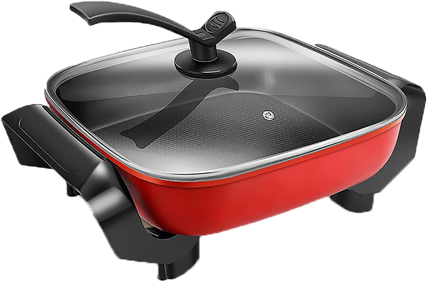 Multifunctional Electric Hot Pot with Pan Frying Non-s half Max 70% OFF