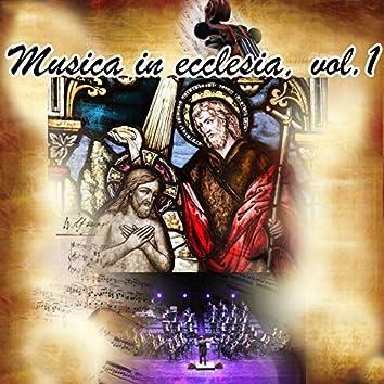 Musica in ecclesia, vol.1