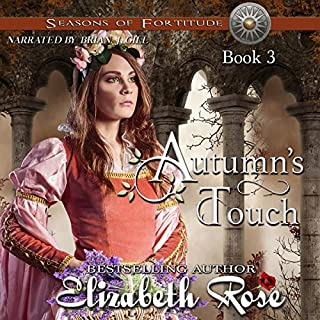 Autumn's Touch audiobook cover art
