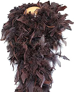 80g Chandelle Feather Boas over 30 Color & Patterns