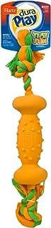 Hartz Dura Play Tug of Fun Dumbbell Dog Tug Toy