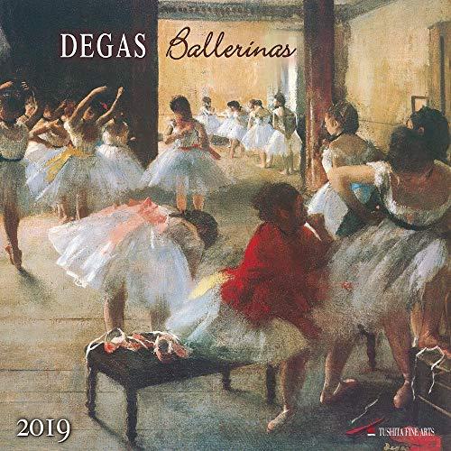 Edgar Degas - Ballerinas 2020: Kalender 2020 (Tushita Fine Arts)