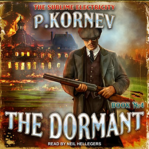 The Dormant audiobook cover art