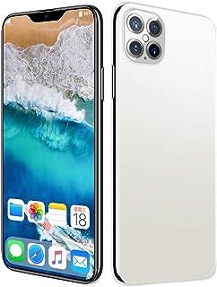 ZXYSR I12 Pro MAX Telefonos Moviles Libres Baratos, Capacidad De Batería De 4800 Mah Pantalla De 6.5 Pulgadas Telefono Dob...