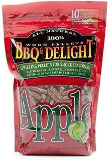 BBQ`rs Delight Apple Wood Pellets 1lb Bag