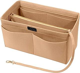 Feltro Organizer da Borsa Donna – Ropch Interno borsa organizer Organizzatore per Borsa Bag in Bag per LV Speedy Neverfull...