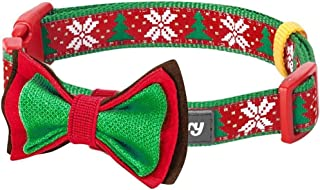 Blueberry Pet 10+ Designs Christmas Festival Dog Collars, Slide Accessories