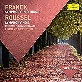 Franck: Sinfonie in D-Moll, Roussel: Sinfonie 3