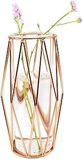 Best geometric copper vase Reviews