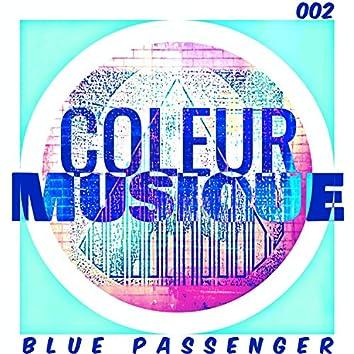 Blue Passenger