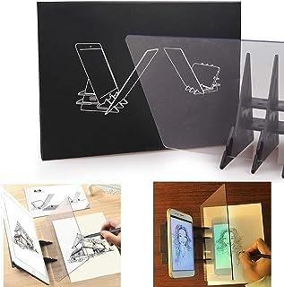 Tableau de dessin optique Tableau de traçage Esquisse Sketch Wizard Image Projecteur de réflexion Projecteur de peinture C...