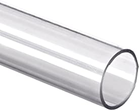 Best rigid transparent plastic tubing Reviews