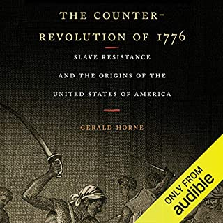 The Counter-Revolution of 1776 audiobook cover art