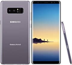 Samsung Galaxy Note 8 SM-N950 64GB GSM Unlocked Smartphone, Orchid Gray